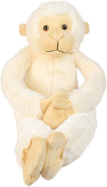 Ultra Hanging Long Monkey Stuffed Soft Toy  - 21 inch