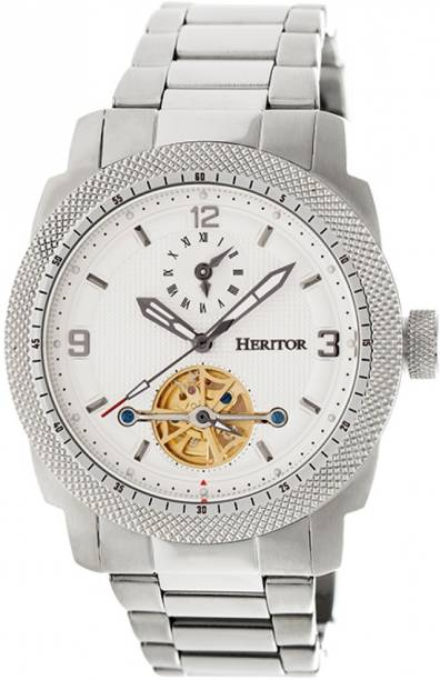 0c5ffd4e9 Heritor Automatic Watches - Buy Heritor Automatic Watches Online at ...