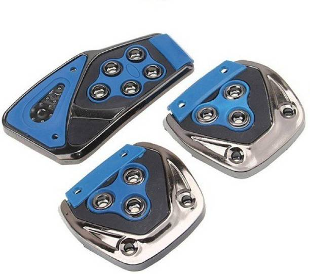 ACCESSOREEZ CAR PEDAL KIT BLUE Car Pedal