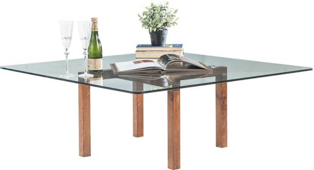 Durian Acer Solid Wood Coffee Table