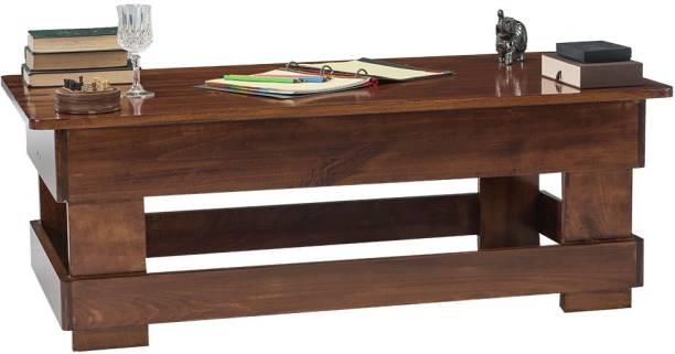 Durian Aurelio Solid Wood Coffee Table