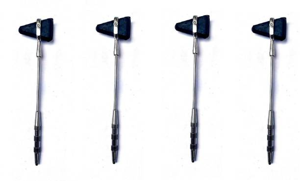 3S Hammer with pin & Brush set of 4 Medical Hammer