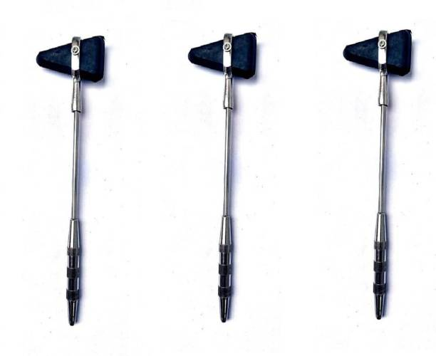 3S Hammer with pin & Brush set of 3 Medical Hammer