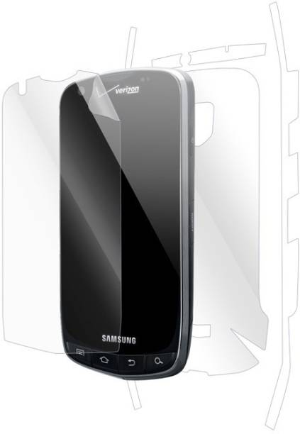 Snooky Front and Back Tempered Glass for Samsung Droid Charge