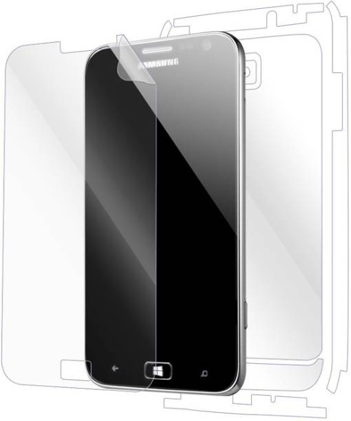 Snooky Front and Back Tempered Glass for Samsung Ativ S