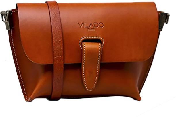 afbbcf57bb2b Vilado Sling Bags - Buy Vilado Sling Bags Online at Best Prices In ...