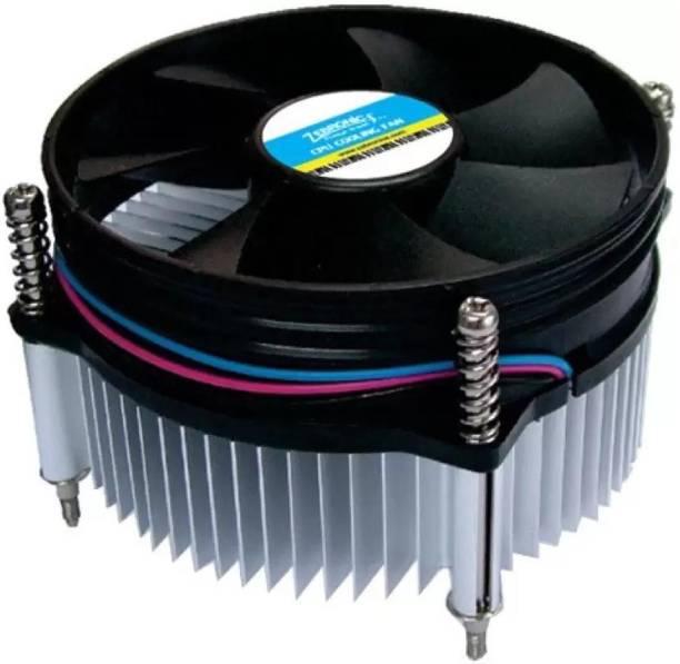 ZEBRONICS Cpu Cooling zeb Fan Socket 775 Cooler