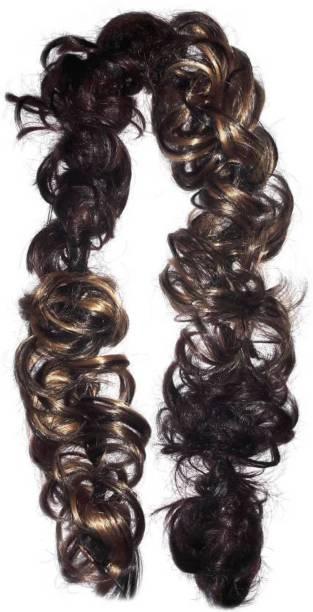 PEMA Highlighting Elastic Frill Hair Extension