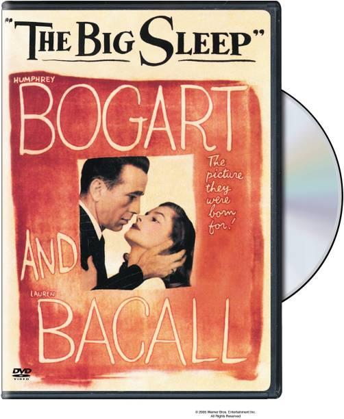 The Big Sleep (Fully Packaged Import) (Region 2)
