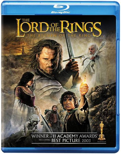 The Lord of the Rings: The Return of the King (Fully Packaged Import) (Region Free)