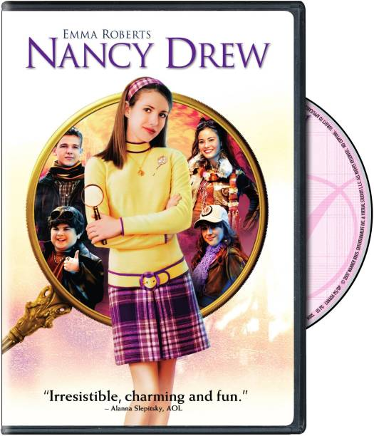 Nancy Drew (2007) (Region 2)