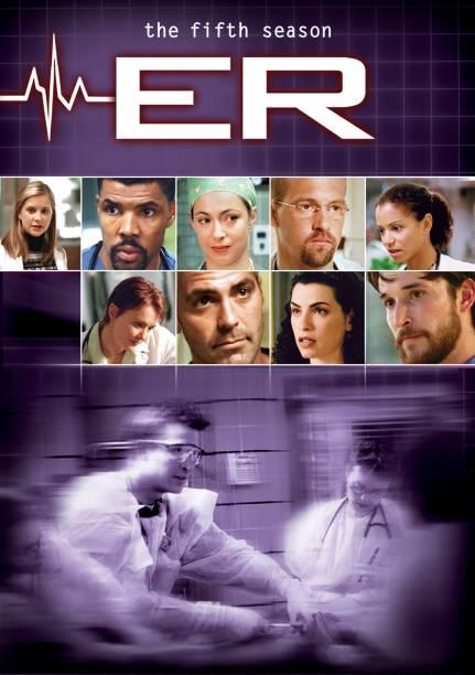 E.R.: The Complete Season 5 (Fully Packaged Import) (Region 2 & Region 5)