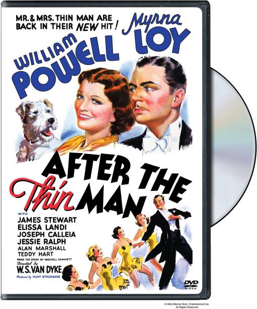 After The Thin Man - William Powell & Myrna Loy (Fully Packaged Import) (Region 2 & Region 5)