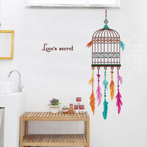 Jaamsoroyals Large Cartoon Bird Cage