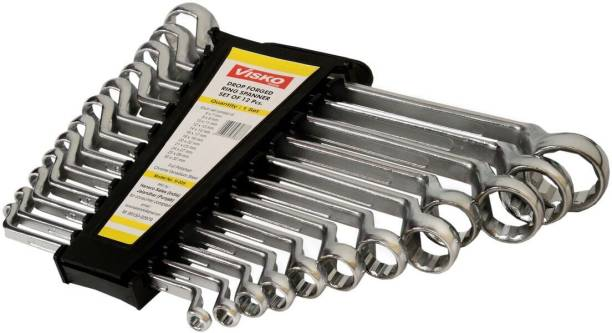 VISKO S029 Ring spanner Double Sided Box End Wrench