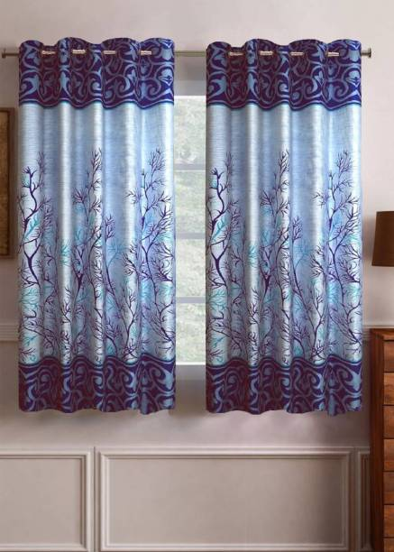 Flipkart SmartBuy 152 Cm 5 Ft Polyester Window Curtain Pack Of 2