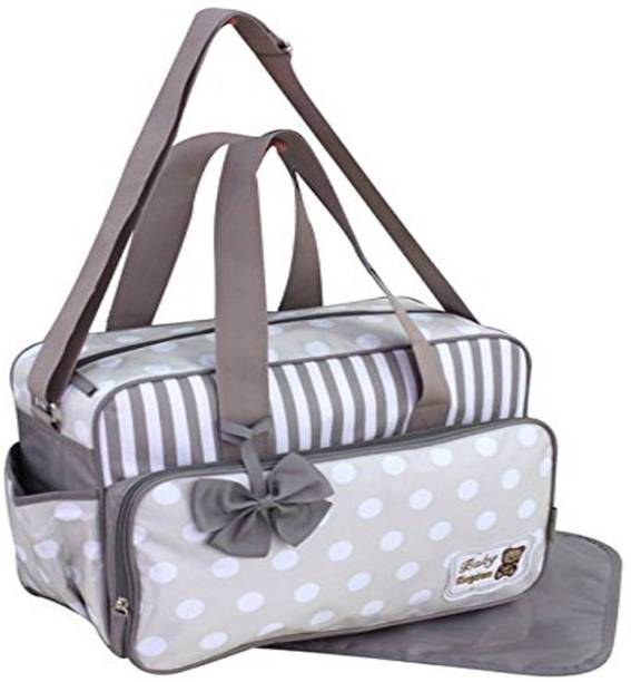 2b71171ff1 Baybee LittleStar Premium Quality Baby Nappie Diaper Changing Bag - Feeding  Accessories Mother Bag with Diaper