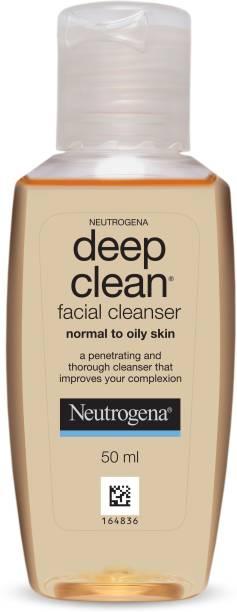 Neutrogena Face Washes - Buy Neutrogena Face Washes Online