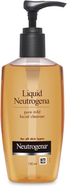 Neutrogena Face Washes - Buy Neutrogena Face Washes Online