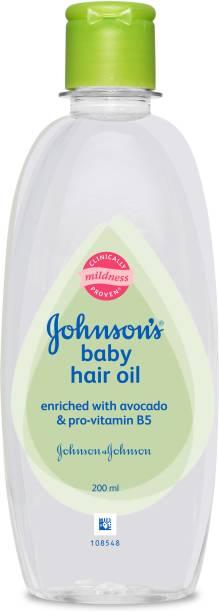 JOHNSON'S Baby Avocado Hair Oil