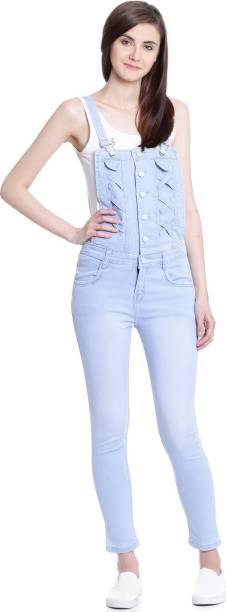 92ffdd38fa60 Dungarees for Women - Buy Women Dungarees   Dangri Suit Online at ...
