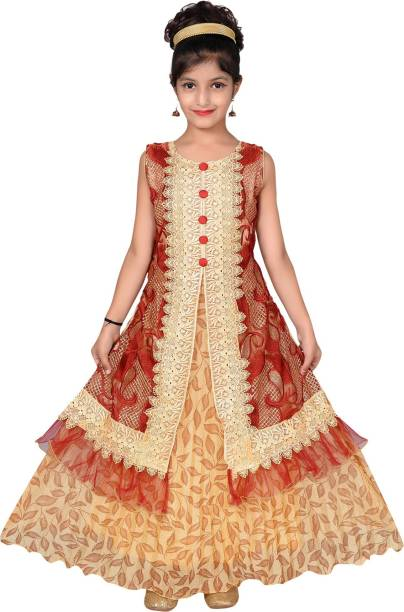 Party Wear Gowns For Kids - Buy Party Wear Gowns For Kids online at ...