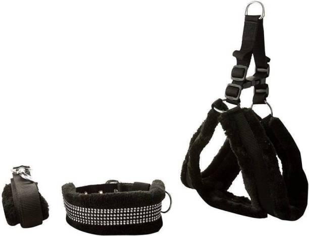PET HUB Dog Harness & Leash
