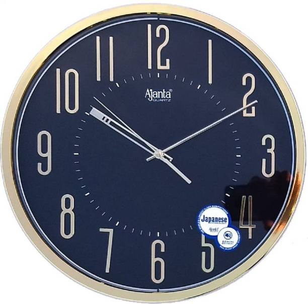 1254b4184 Ajanta Quartz Wall Clocks - Buy Ajanta Quartz Wall Clocks Online at ...