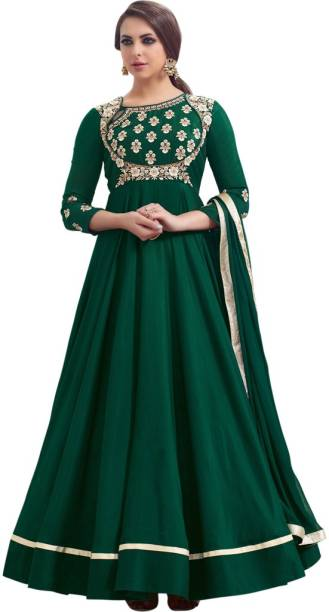 Long Suits - Buy Long Indian Suits / Frock Suits Designs Online At ...