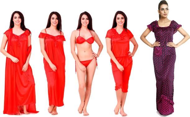 961cfefff1e Nighty Set Night Dresses Nighties - Buy Nighty Set Night Dresses ...