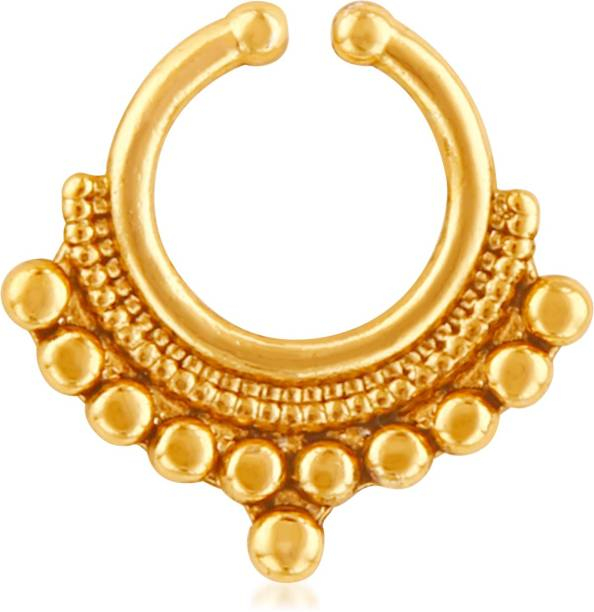 Gold Nose Ring Buy Gold Nose Ring Online At Best Prices In India