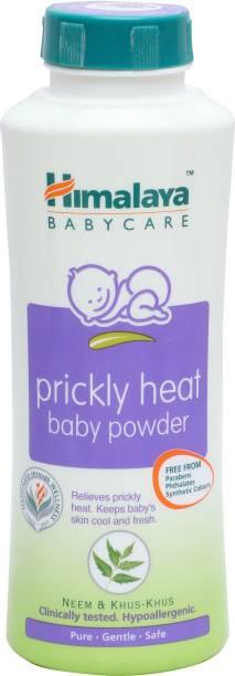 Himalaya Herbals Neem & Khus Prickly Heat Baby Powder