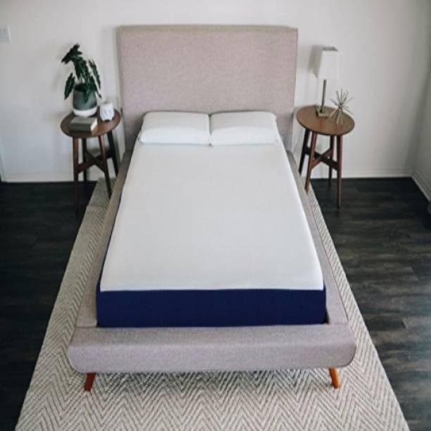 Sleep Spa LA SWIRL COOLING GEL CONVULATED 8 inch King Memory Foam Mattress