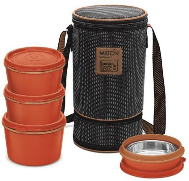 MILTON FLexi 4 Containers Lunch Box
