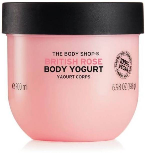 THE BODY SHOP Body Yogurt British Rose