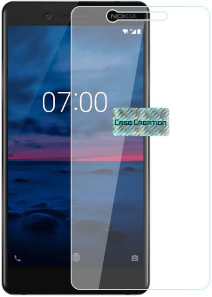 Case Creation Tempered Glass Guard for Nokia 7 Plus 2017