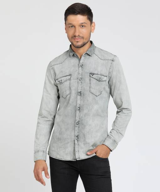 769910d935 Solly Jeans Co Shirts - Buy Solly Jeans Co Shirts Online at Best ...