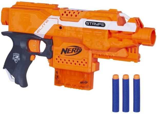 Hasbro Nerf Modulus Tri-strike B Elite günstig kaufen Spielzeug-Bogen, -Armbrust & -Dart Spielzeug für draußen