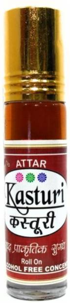 INDRA SUGANDH KASTURI Herbal Attar