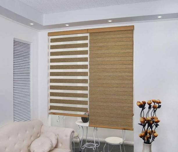 zebra roller blind cord drawn - Window Blinds Online