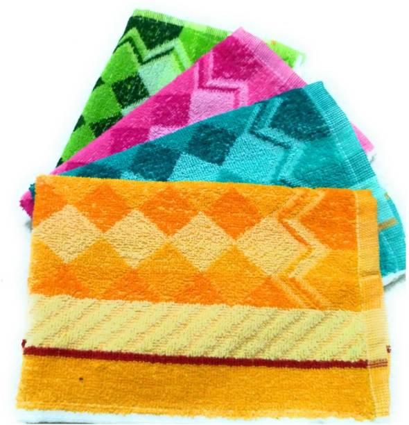Cotton Colors Hand towels,Kitchen Towels 3 NP1003 Napkins