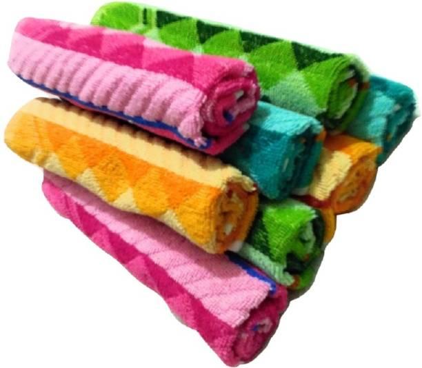Cotton Colors Hand towels,Kitchen Towels 27 NP1027 Napkins