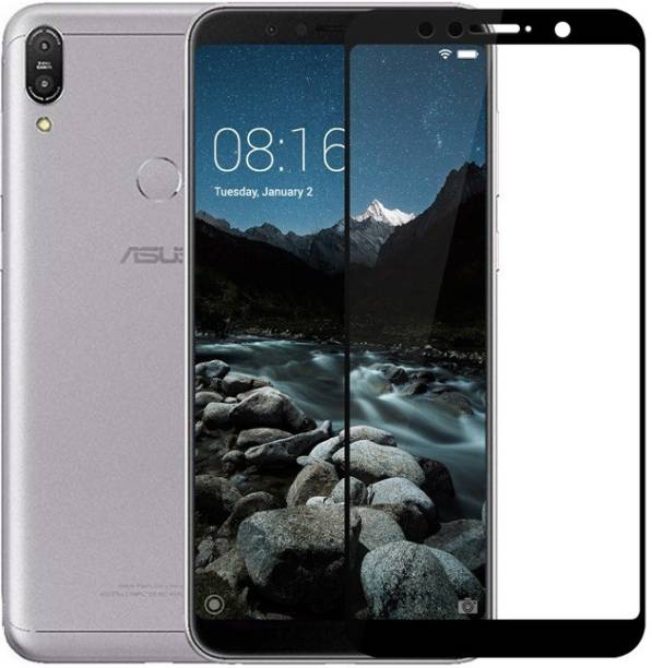 24 7 Zone Tempered Glass Guard For Asus Zenfone Max Pro M1