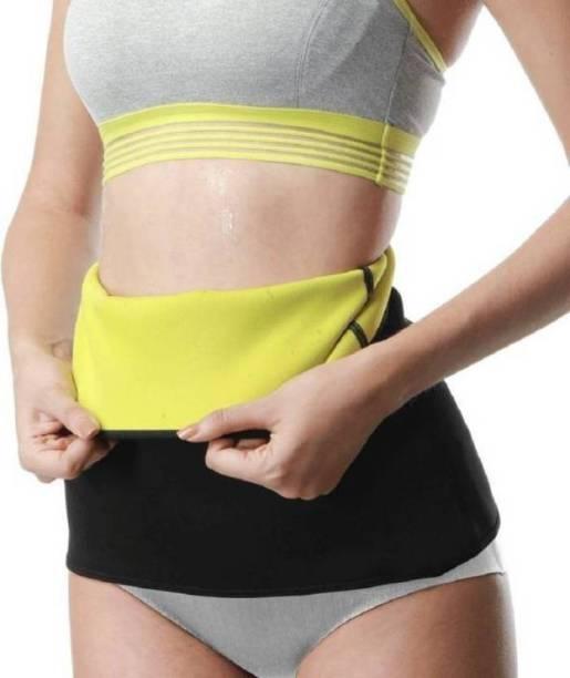 41e51a9150eb5 JHA BROTHERS Strechable Unisex hot shaper Sweet sweat (XXL) Slimming Belt  (Black)