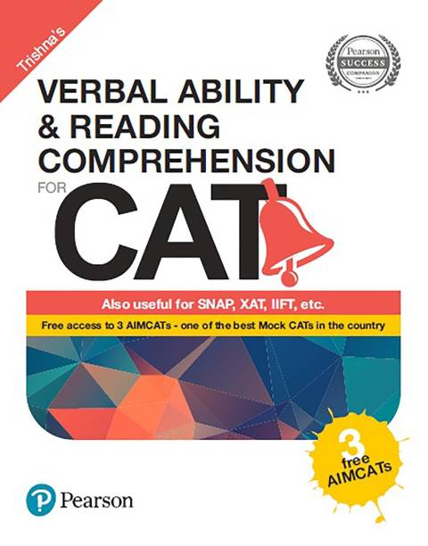 Verbal Ability and Reading Comprehension for CAT by Pearson AIMCATs)