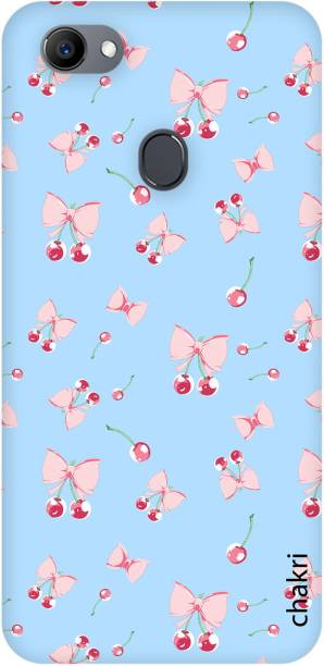 Chakri-The Spinning Art Back Cover for Oppo Oppo F7