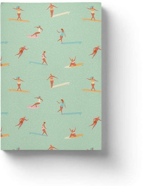 Kids Mandi Handmade A5 Notebook rulled 120 Pages