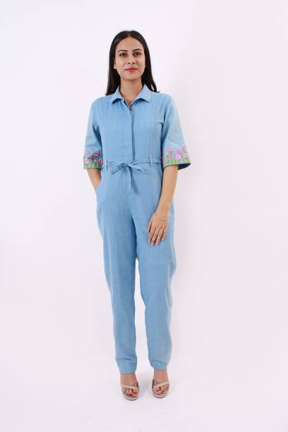 2e7c7a5b24 Printed Jumpsuits - Buy Printed Jumpsuits Online at Best Prices In ...