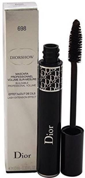 207609b42b1 Generic Christian Dior Diorshow Lash Extension Effect Volume Mascara For  Women, 698/Pro Brown