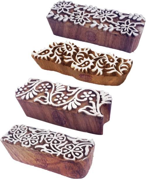 Royal Kraft Htag1784 Printing Blocks